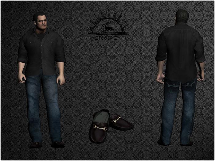 Скины Русской Мафии для GTA San Andreas